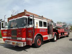 Baltimore City Fire Department, Truck 35 #Setcom
