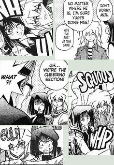 Ryou Bakura YuGiOh manga