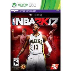 NBA 2K17 Standard Edition - Xbox 360, 49774
