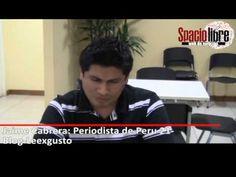 Spacio de Entrevistas: Jaime Cabrera (Lee x Gusto) y la mirada periodística al 'Boom'.