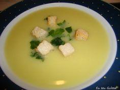 Eu sou Gulosa!: Sopa de Alho Francês