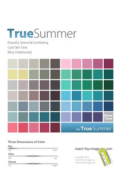 Women's True Summer