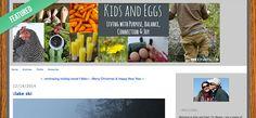 Featured Blog: Kids and Eggs #Typepad #blogging #lifestyleblog