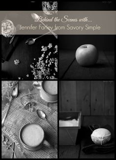 Behind the Scenes with Jennifer from Savory Simple (food photography series) - Crunchy Creamy Sweet @Anna Totten | Crunchy Creamy Sweet @Jenn L Farley | Savory Simple