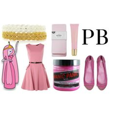 """adventure time clothing style 