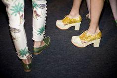 Ans: Dam Boutique backstage Buenos Aires Fashion