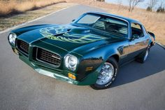 This Trans Am has had a frame-off restoration. It was shown in World of Wheels event, Pontiac Nationals and Trans Am National events around the country. It h...