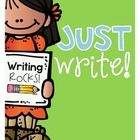 These are a collection of free writing prompts that are perfect for Work on Writing time or other times throughout the day. Enjoy! ...
