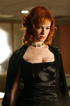 """Peggy, this isn't China. There's no money in virginity."" ~Joan Holloway"