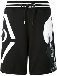 Philipp Plein Okami track shorts