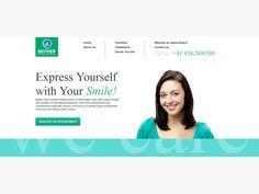 """Mother Dental Hospital"" by Acodez IT Solutions: Bronze Winner - Web Design Category - Monthly Design Award June 2012 Dental Hospital, Design Awards, Your Smile, Web Design, June, Bronze, Design Web, Dentist Clinic, Website Designs"