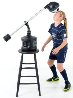 Variable Gravity Soccer Training Apparatus