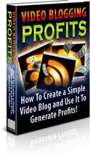 Video Blogging Profits Plr Ebook - Download at: http://www.exclusiveniches.com/video-blogging-profits-plr-ebook.html