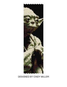 Yoda Peyote Bracelet Pattern ((Buy 2 Patterns Get 1 Free))
