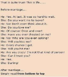 Marriage the-humor