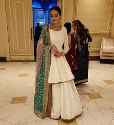 Pakistani fashion for marriage party