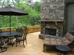 #outdoor #living space