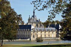 France, Oise, Chantilly, Castle