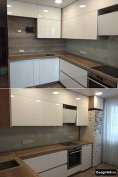 Дизайн кухни 10 кв.м: 8 идей и 124 реальные фото (с диваном тоже)