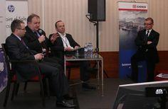W rozmowie z Janem Sałatą wiceprezesem Nasz Sklep, Andrzejem Marią Falińskim, dyrektorem generalnym POHiD i Maciejem Kowalskim, prezesem MPT.