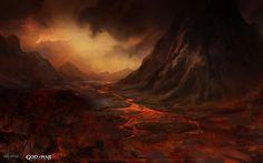 Environment Art of God of War Ascension | Parka Blogs
