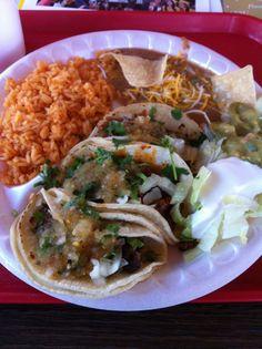 El Taco De Mexico in Ventura, CA