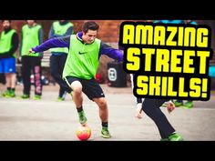 SKILLTWINS USA TOUR - Soccer Footwork Camp - Summer 2015! ★ - YouTube