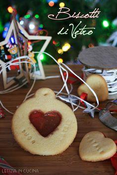 Letizia in Cucina: Biscotti di vetro - Stained glass cookies