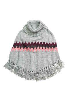 Pletené pončo | H&M