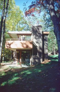 The Rollo Residence by Donald Chandler, 1977