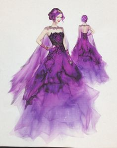 You're Going to Love These Descendants 2 Costume Sketches