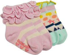 BabyLegs Little Girls' 2 Pack Cotton Quarter Sock (Toddler)-Pastel Combo - 2-4T BabyLegs http://www.amazon.com/dp/B00K6PNKG0/ref=cm_sw_r_pi_dp_s4mCvb12MYR25