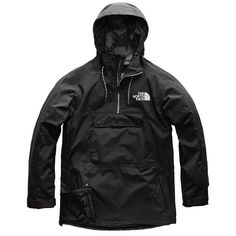 The North Face - Silvani Jacket Anorak Jacket, Sweater Jacket, Mens Outdoor Clothing, Outdoor Fashion, Mens Style Guide, Outdoor Outfit, Jackets Online, North Face Jacket, The North Face