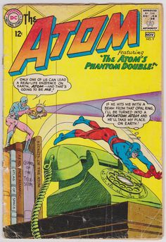 The Atom DC Comics Vol1 #9 FR/GD 1.5