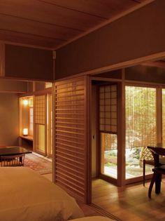 Japanese Style Patio