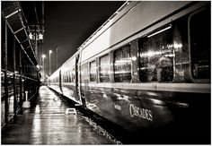 Amtrak Cascades Train ~ Vancouver, BC, Canada to Seattle, Washington on a Beautiful Rainy Night, by R. I have a massive LOVE for trains Rainy Night, Rainy Mood, Night Time, Ways To Travel, Time Travel, Cross Country Train Trip, Vancouver, Things To Do Seattle, Transportation Engineering
