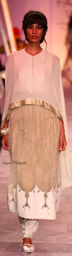 ★ Tarun Tahiliani ★Summer/Resort 2014❋Laya Padigala❋ Achkan, Tarun Tahiliani, Gorgeous Fabrics, Saris, Indian Fashion, Kurti, Floor, Gowns, Bride