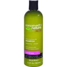Conceived By Nature Shampoo - Lavender - 11.5 Oz