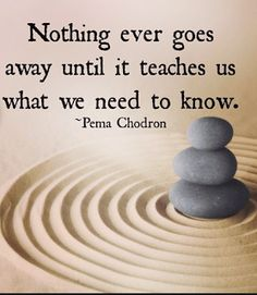 When a certain lesson is for our ~ Highest Good ~ it will creatively continue to show up until it's ~ Learned...Lightbeingmessages.com