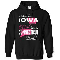 Just an IOWA Girl In a CONNECTICUT World