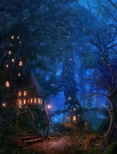 Fantasy land by yan nam ko