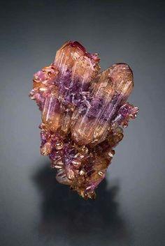 Vesuvianite. Photo by Yasu Okazaki