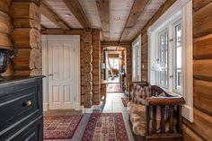 Øyer - Lisetra - Ny, lekker hytte med praktisk planløsning i