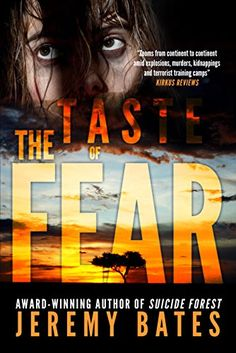91 best must read kindle e books images on pinterest kindle books the taste of fear a suspense action thriller mystery novel ebook jeremy fandeluxe Choice Image