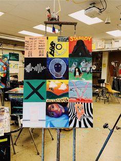 Cute Canvas Paintings, Small Canvas Art, Easy Canvas Painting, Mini Canvas Art, Diy Painting, Aesthetic Painting, Aesthetic Art, Trippy Painting, Cover Art