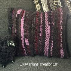 Créations main (pièces uniques) pour un intérieur exclusif et douillet ! Friendship Bracelets, Creations, Studio, Friend Bracelets