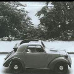 Fiat Topolino!