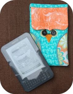 In The Hoop - Device Cases - Phones, eReaders, Etc. - Owl & Quilted eReader Cases - Embroidery Garden (Powered by CubeCart)
