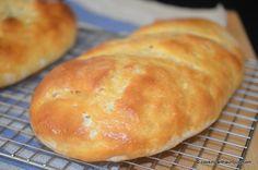 Homemade San Francisco Sourdough Bread