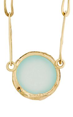 Judy Geib Womens Marquise Pendant Necklace SWj8lGm